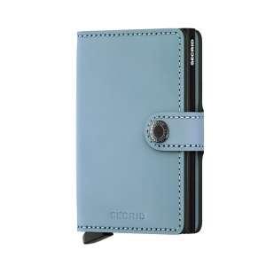 Miniwallet Matte blue/black