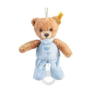 Spieluhr Bär Schlaf Gut 20 cm, blau