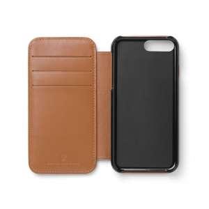 Smartphonehülle iPhone 8P cognac