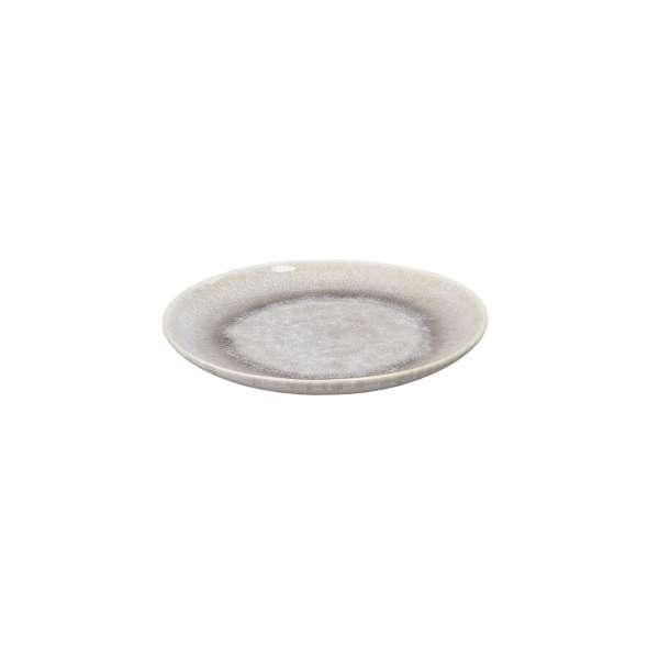 Teller klein 22 cm taupe