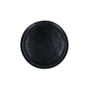 Teller klein 22 cm schwarz