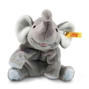 Elefant Trampili 16 cm grau