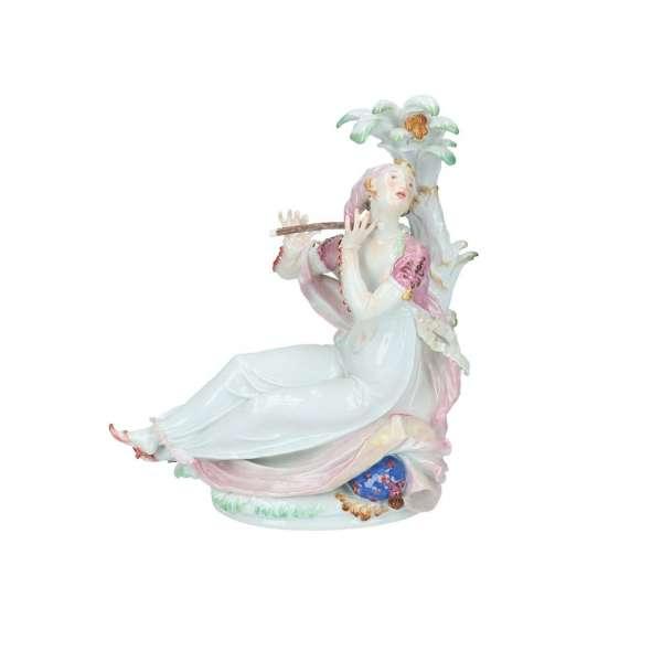 Orientalin mit Flöte