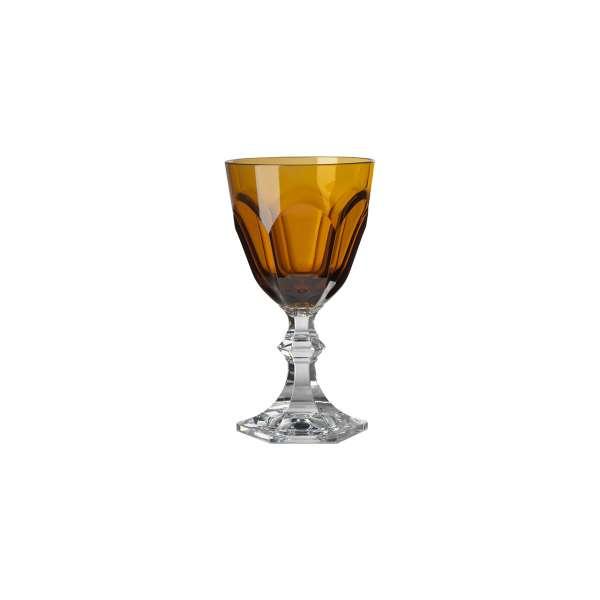 Wasserkelch hoch amber