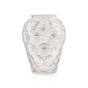 Vase Anémones 32,5 cm klar