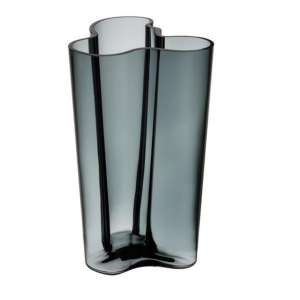 Vase 25,1 cm dunkelgrau