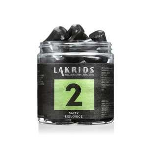 No. 2 - Salziger Lakritz 170 g