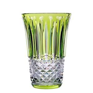 Vase 28 cm chartreuse