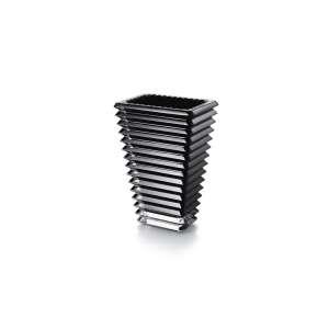 Vase 20 cm schwarz