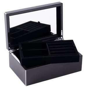 Schmuckbox klein praline brown