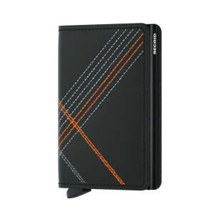 Slimwallet Stitch Linea orange