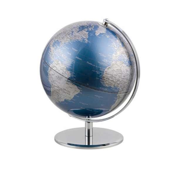 Globus blau