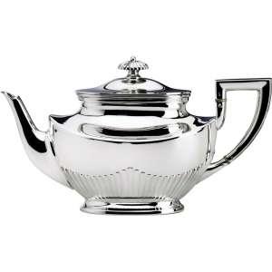 Teekanne 1,00 l Sterlingsilber