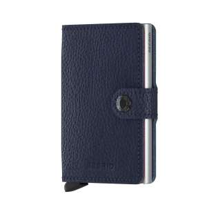 Miniwallet Vegetable Tanned navy