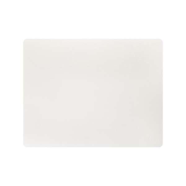 Tischset 35x45 cm Bull weiß
