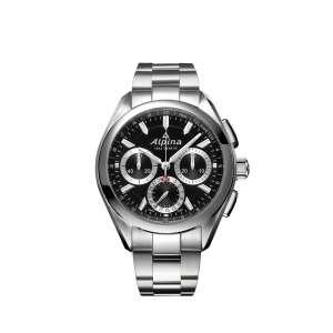 Armbanduhr Alpiner 4 Manufaktur Flyback Chronograph Automatik