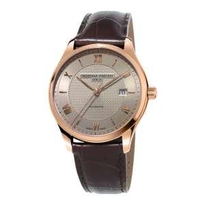 Armbanduhr Classics Roman Edelstahl RGP hellgrau