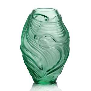 Vase 17 cm mintgrün