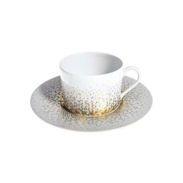 Kaffee-/Teetasse m. U. 0,15 l