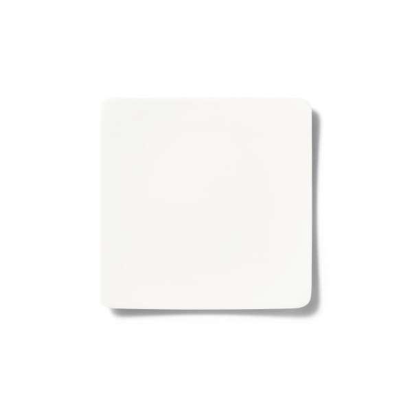 Teller quadratisch 23 cm