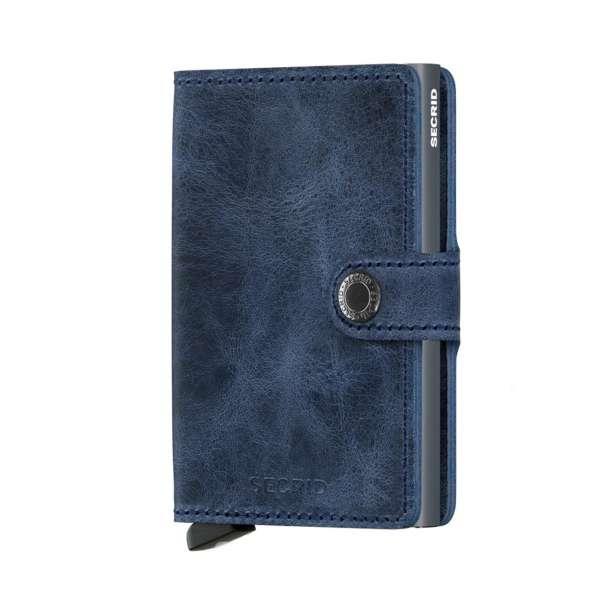 Miniwallet Vintage blue/titanium