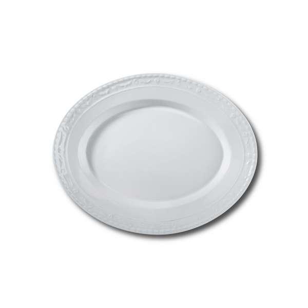 Platte oval 41 cm