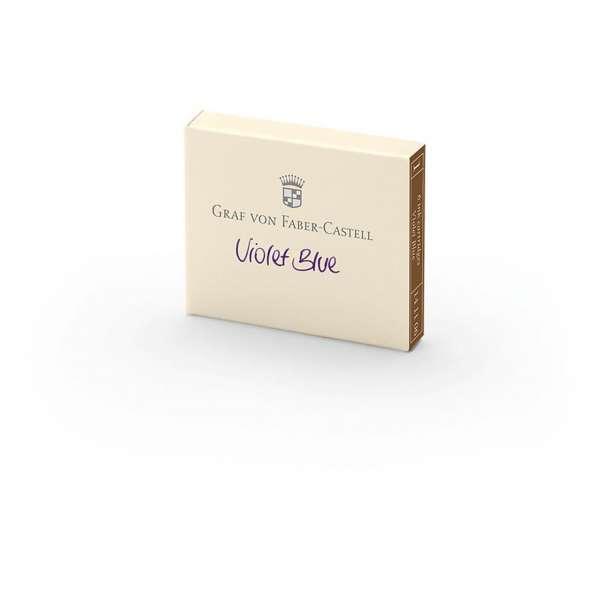 Tintenpatronen 6x Violet Blue