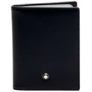Multi-Kreditkartentasche schwarz