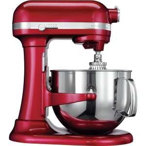 Küchenmaschine 1.3 HP liebesapfelrot