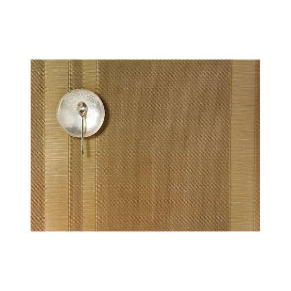 Tischset 36x48 cm Tuxedo Stripe Gold