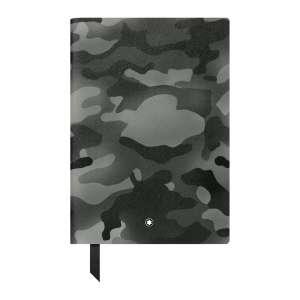 Notizbuch #146 liniert, Camouflage grey