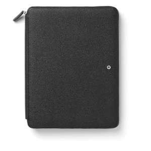 Schreibmappe/ Tablet-Hülle A4 schwarz