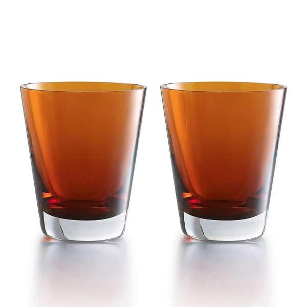 Becher orange (2 Stk.)