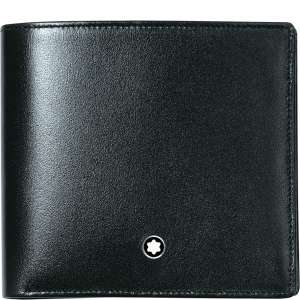 Brieftasche 4 cc, schwarz