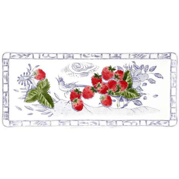Königskuchenplatte 38x14,5 cm