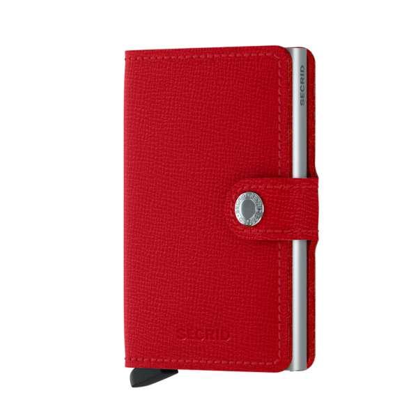 Miniwallet Crisple red