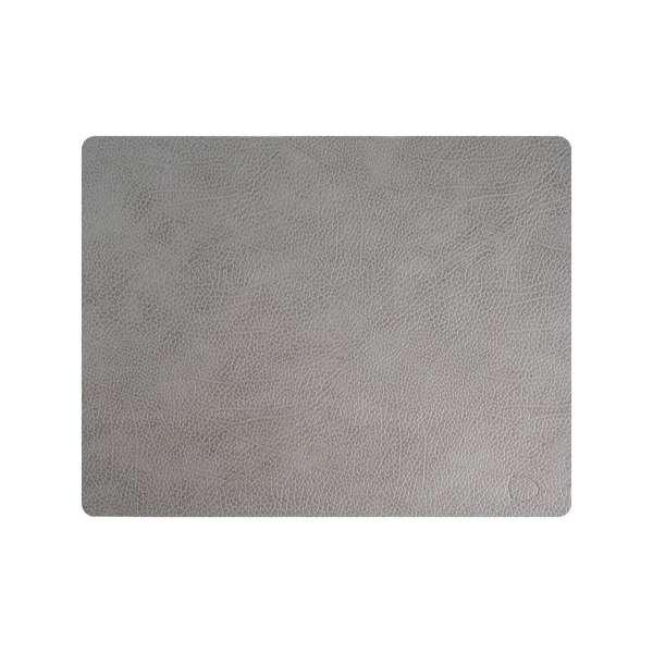 Tischset 35x45 cm Hippo anthrazit-grau