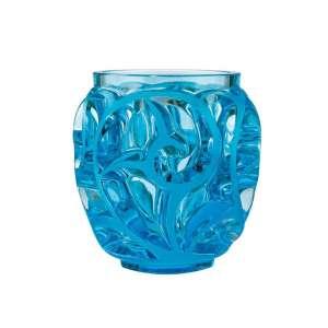 Vase Tourbillons 12,6 cm hellbau