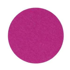 Untersetzer rund 9 cm rosa 37