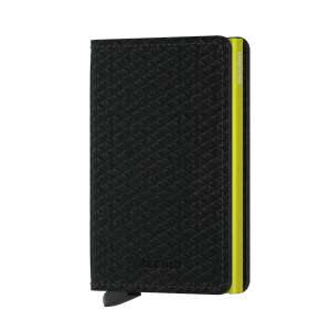 Slimwallet Diamond black