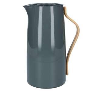 Isolierkanne - Kaffee 1,20 l, grau