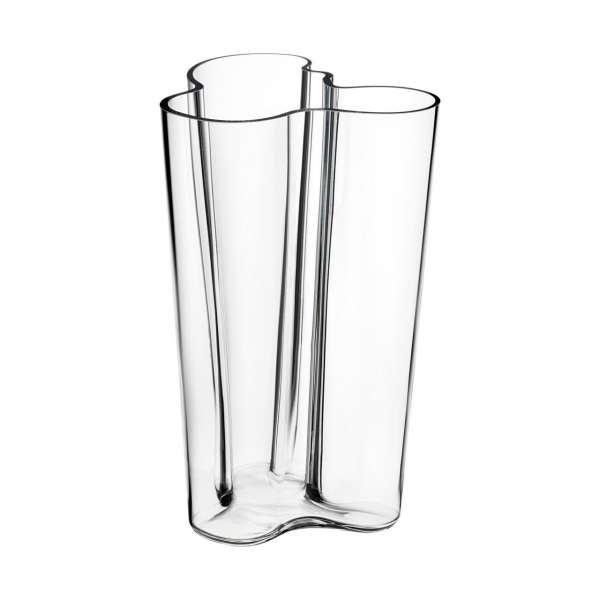 Vase 25,1 cm klar