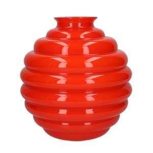 Vase 29 cm orange
