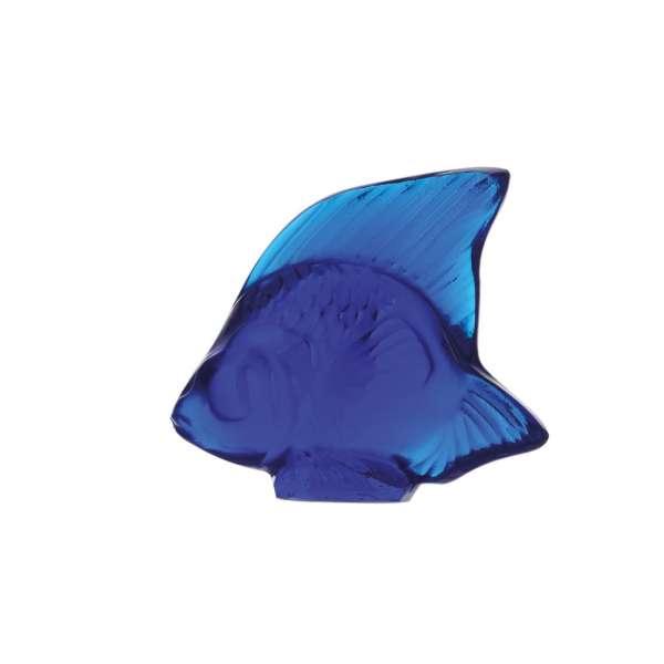 Fisch Cap Ferrat blau 'Poisson'