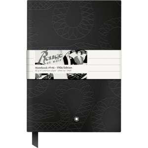 Notizbuch #146 110 Jahre liniert, schwarz