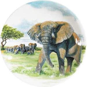 Frühstücksteller 22 cm Elefant