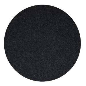 Untersetzer rund 35 cm graphit 08