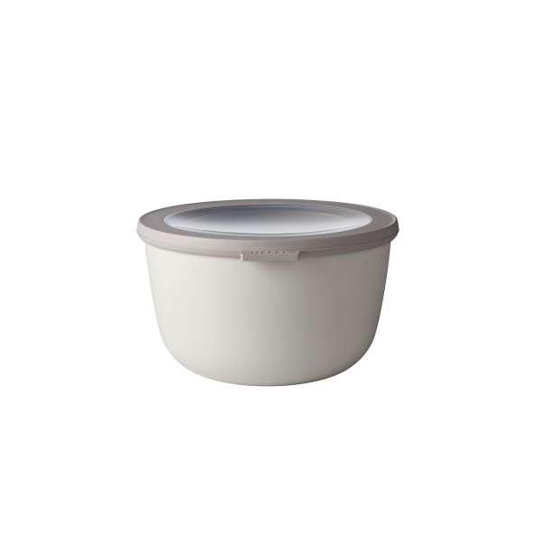 Multi bowl 2,00 l - nordic white