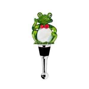 Flaschenverschluss Frosch 11 cm