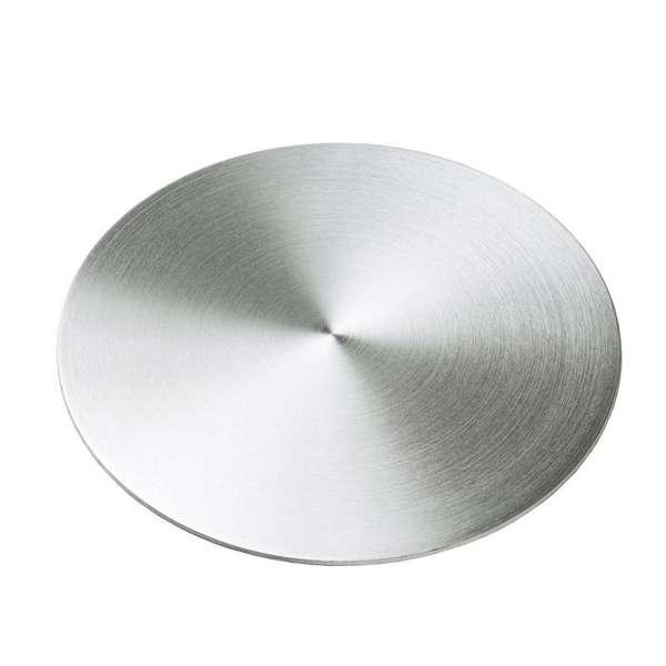 Aluminiumrondelle 18.5 cm
